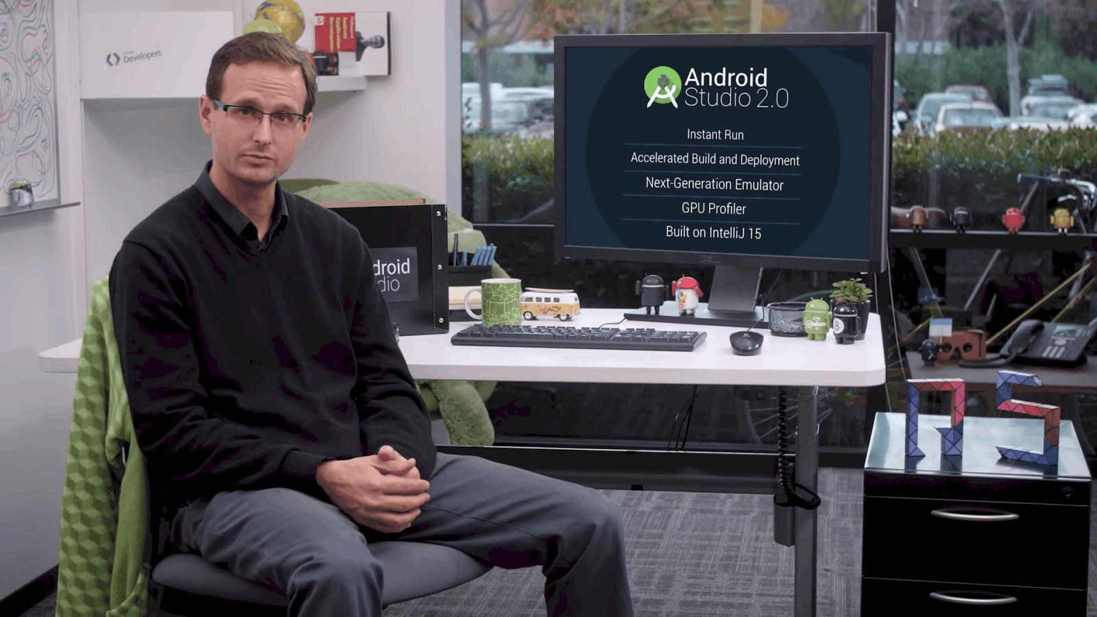 Android Studio 2.0 Beta