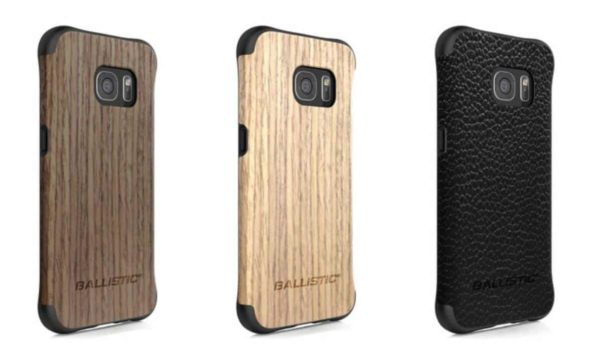 Ballistic Galaxy S7 case 4