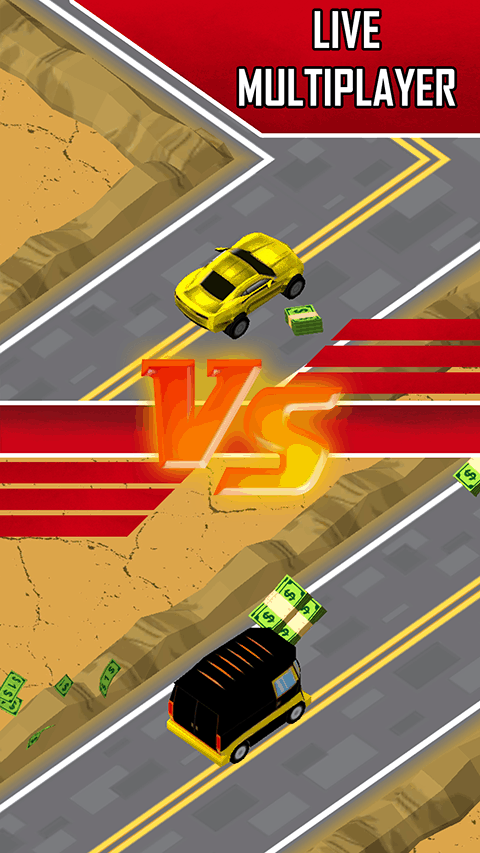 Cash Or Crash- Getaway Drive multi