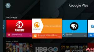Crunchyroll Android TV AH-2