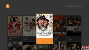 Crunchyroll Android TV AH-6