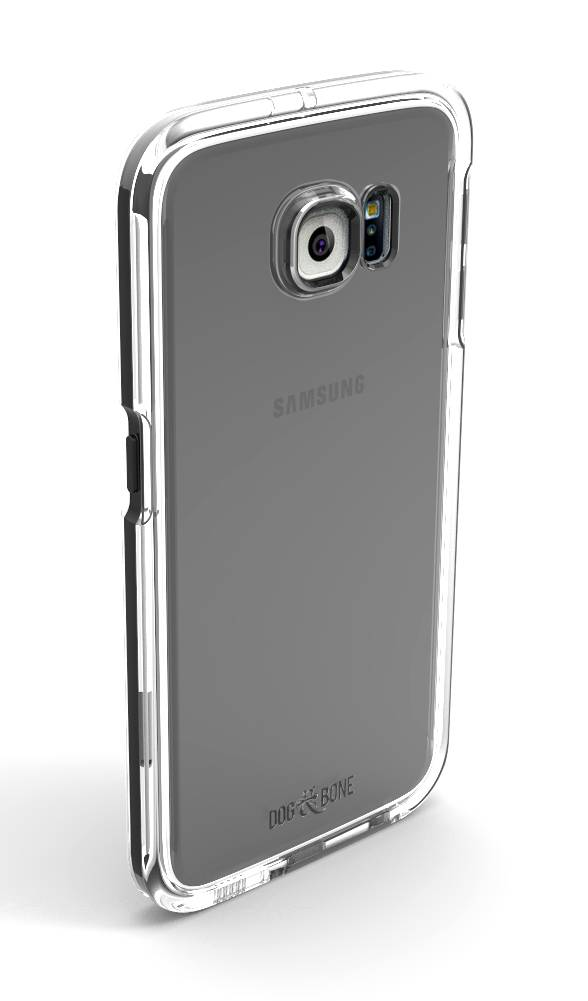 DogBone Galaxy S7 Splash Case Black