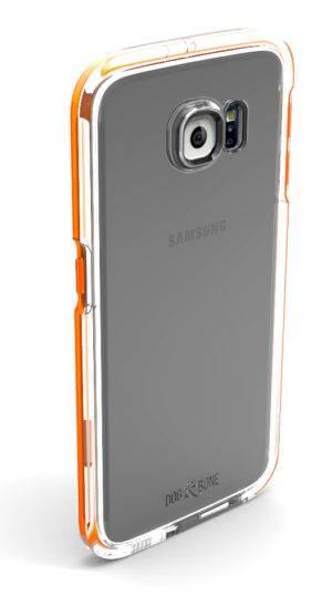 Dog&Bone_Galaxy_S7_Splash_Case_Orange