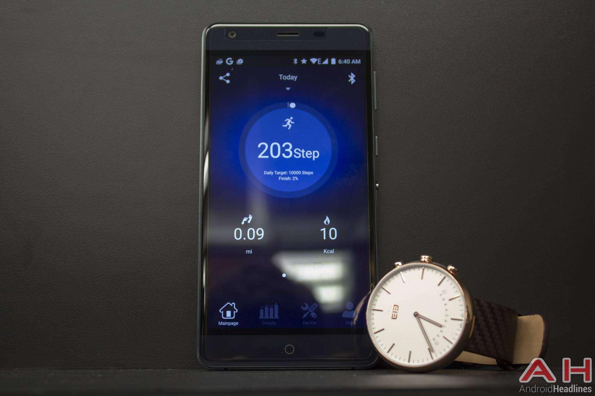 Elephone-W2-Watch-AH-NS-app
