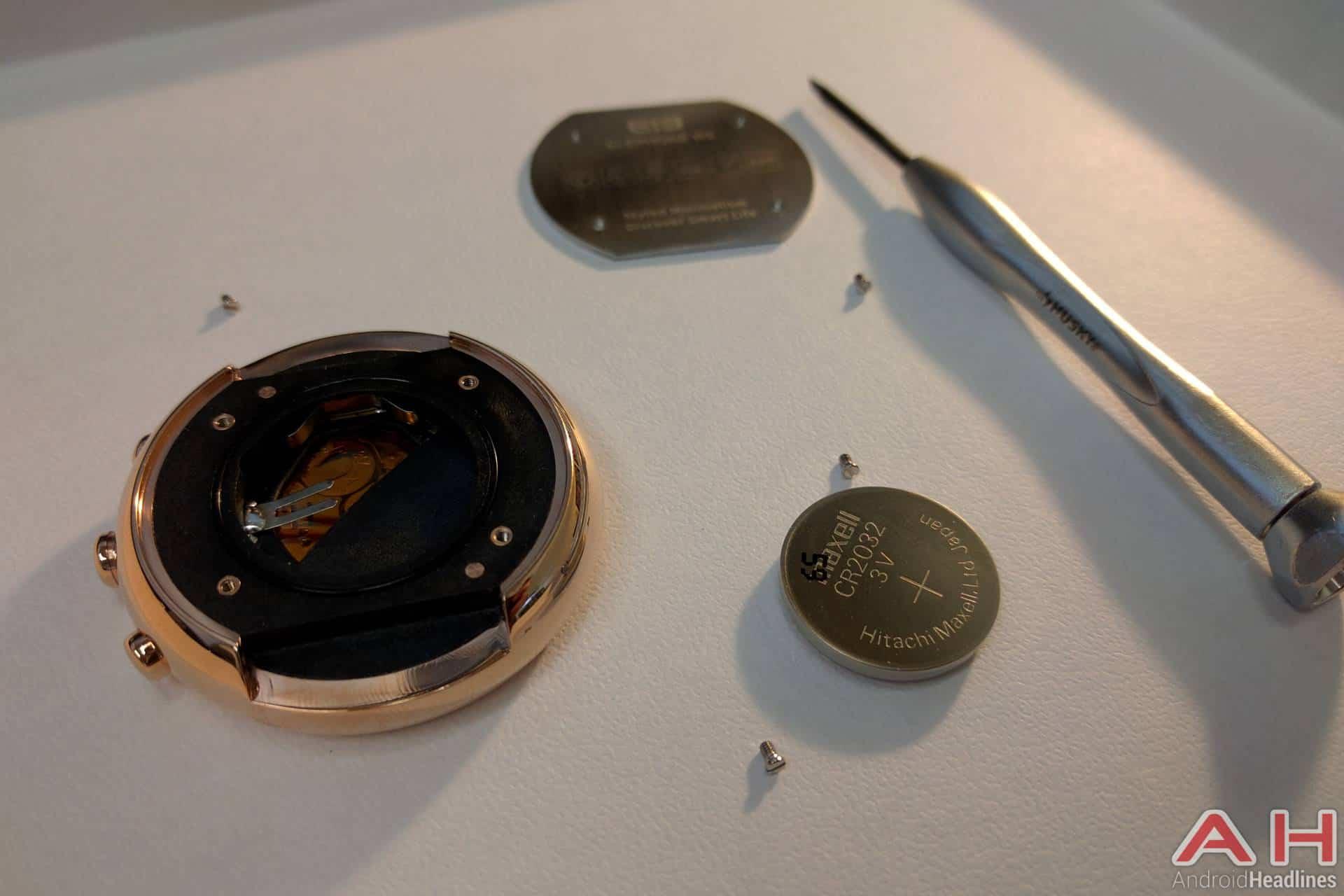 Elephone-W2-Watch-AH-NS-battery