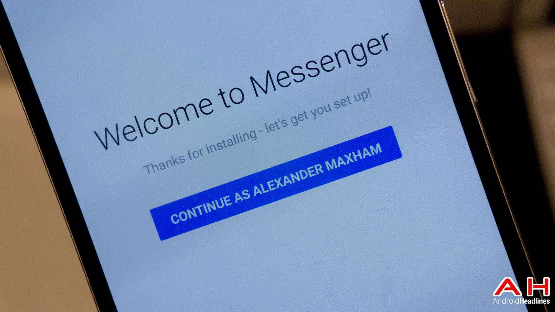 Facebook Messenger AH 00059