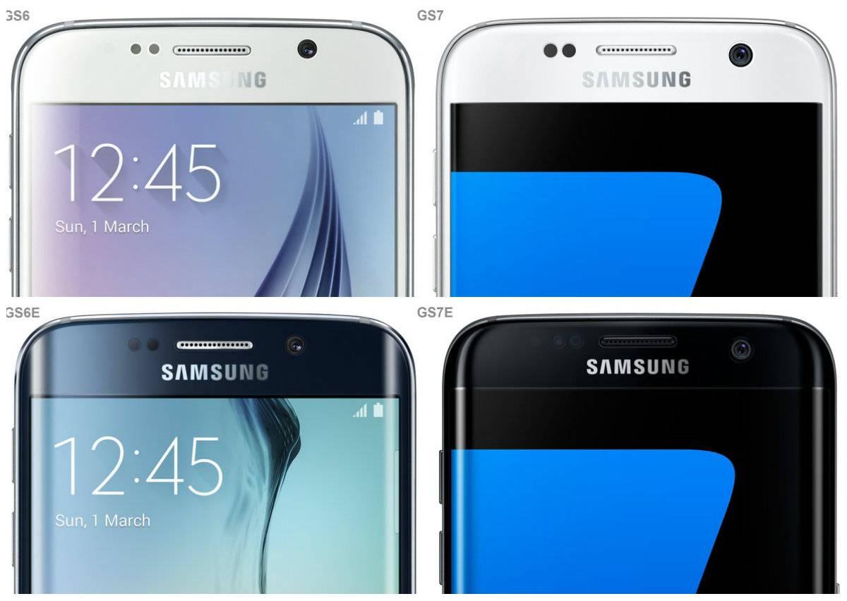 Galaxy S6 & S6 vs S7 & S7 Edge comparison_1