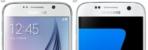 Galaxy S6 vs S6 Edge pre release 1