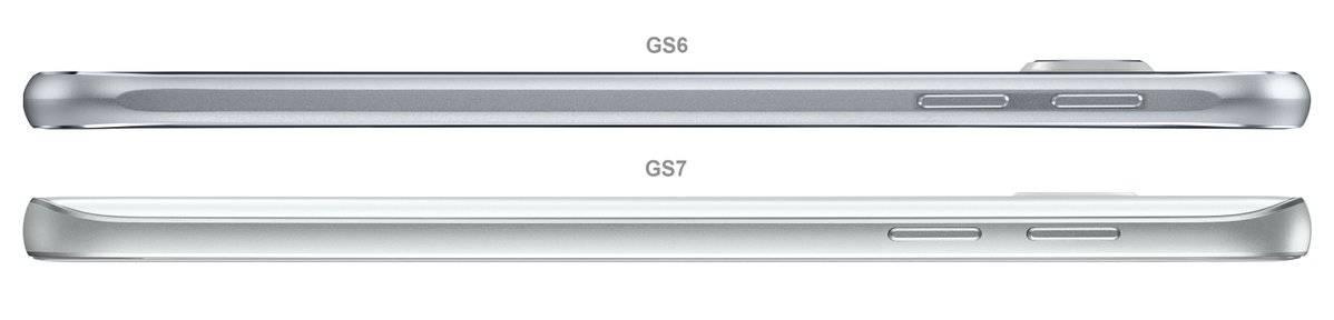 Galaxy S6 vs S6 Edge pre release 4