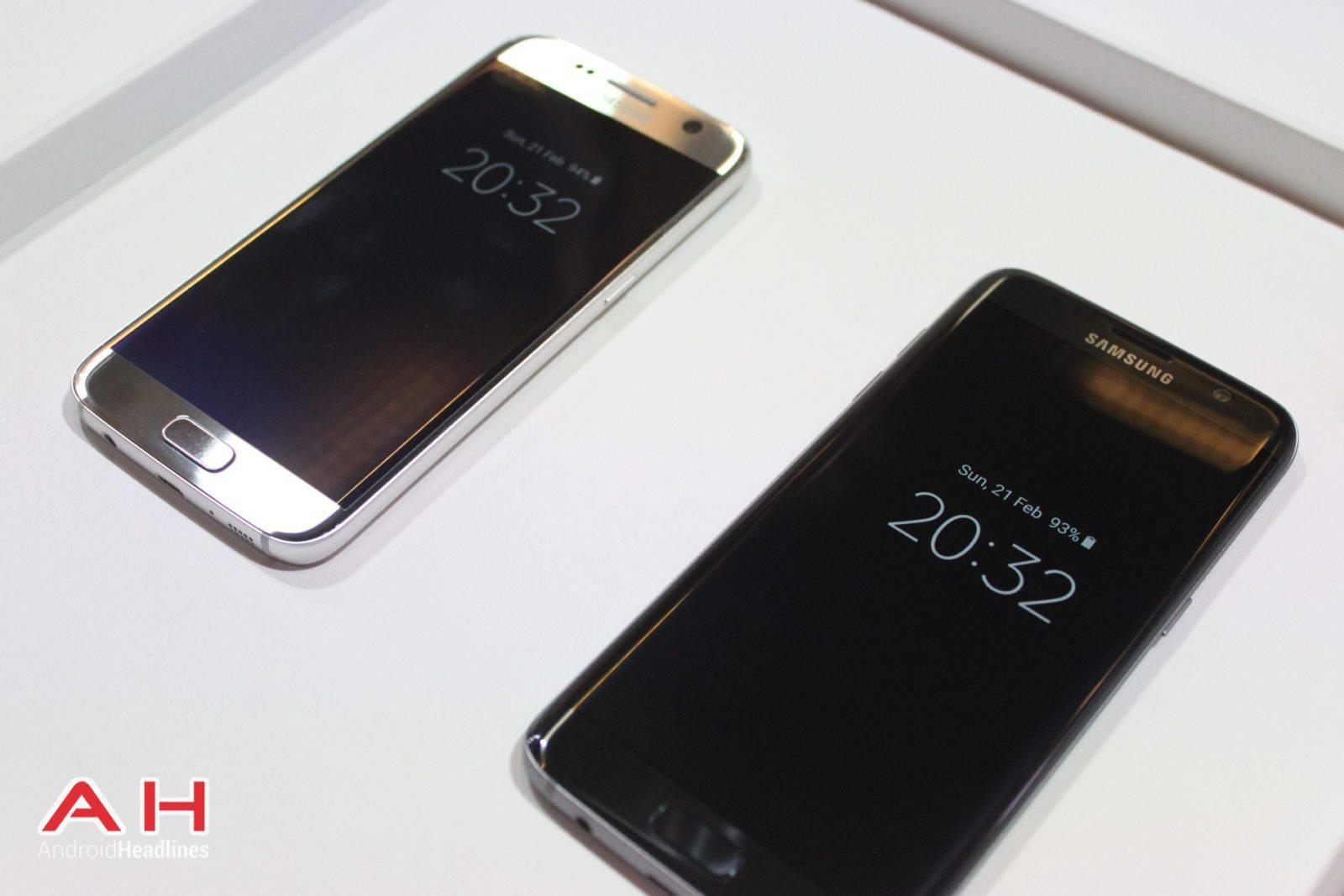 Galaxy S7 Edge MWC AH 1