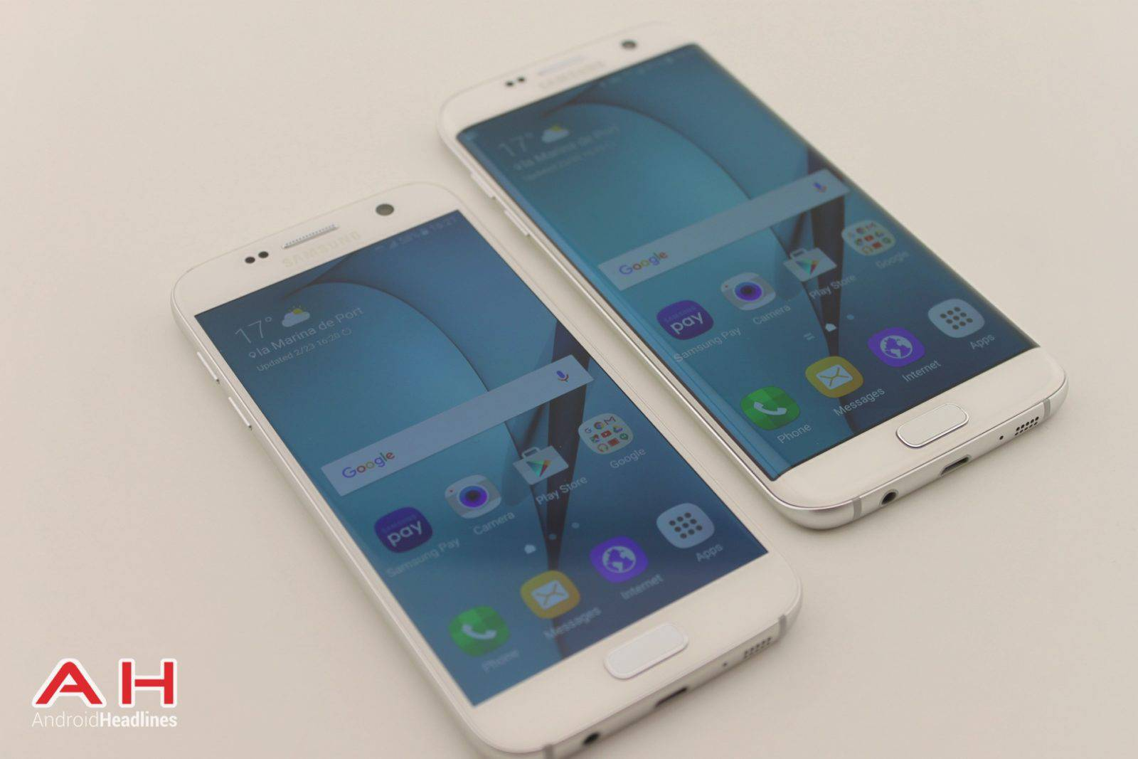 Galaxy S7 Edge MWC AH 16