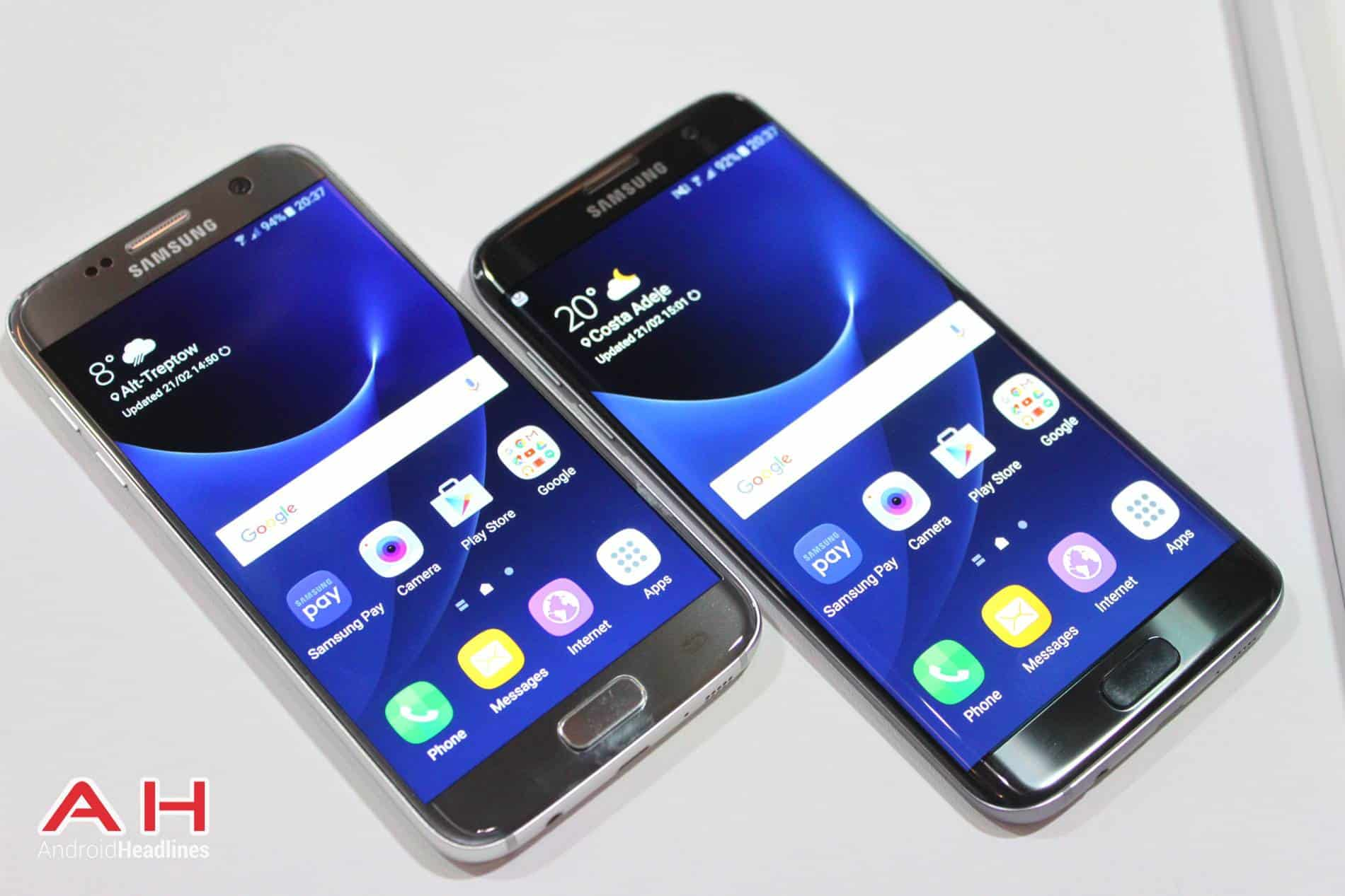Galaxy S7 Edge MWC AH 16