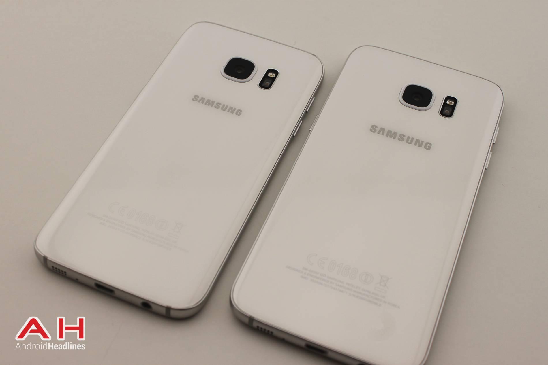 Galaxy S7 Edge MWC AH 17