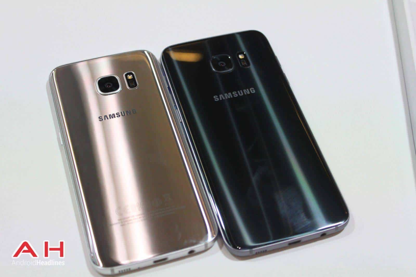 Galaxy S7 Edge MWC AH 17