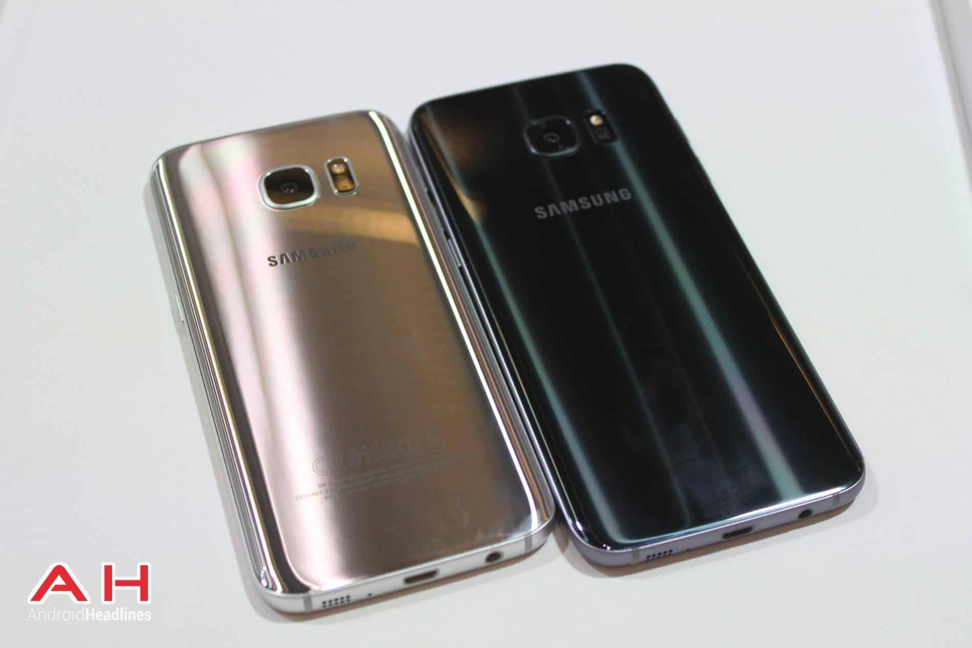 Galaxy S7 Edge MWC AH 18