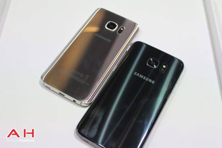 Galaxy S7 Edge MWC AH 19