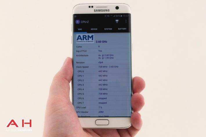Galaxy S7 Edge MWC AH 2