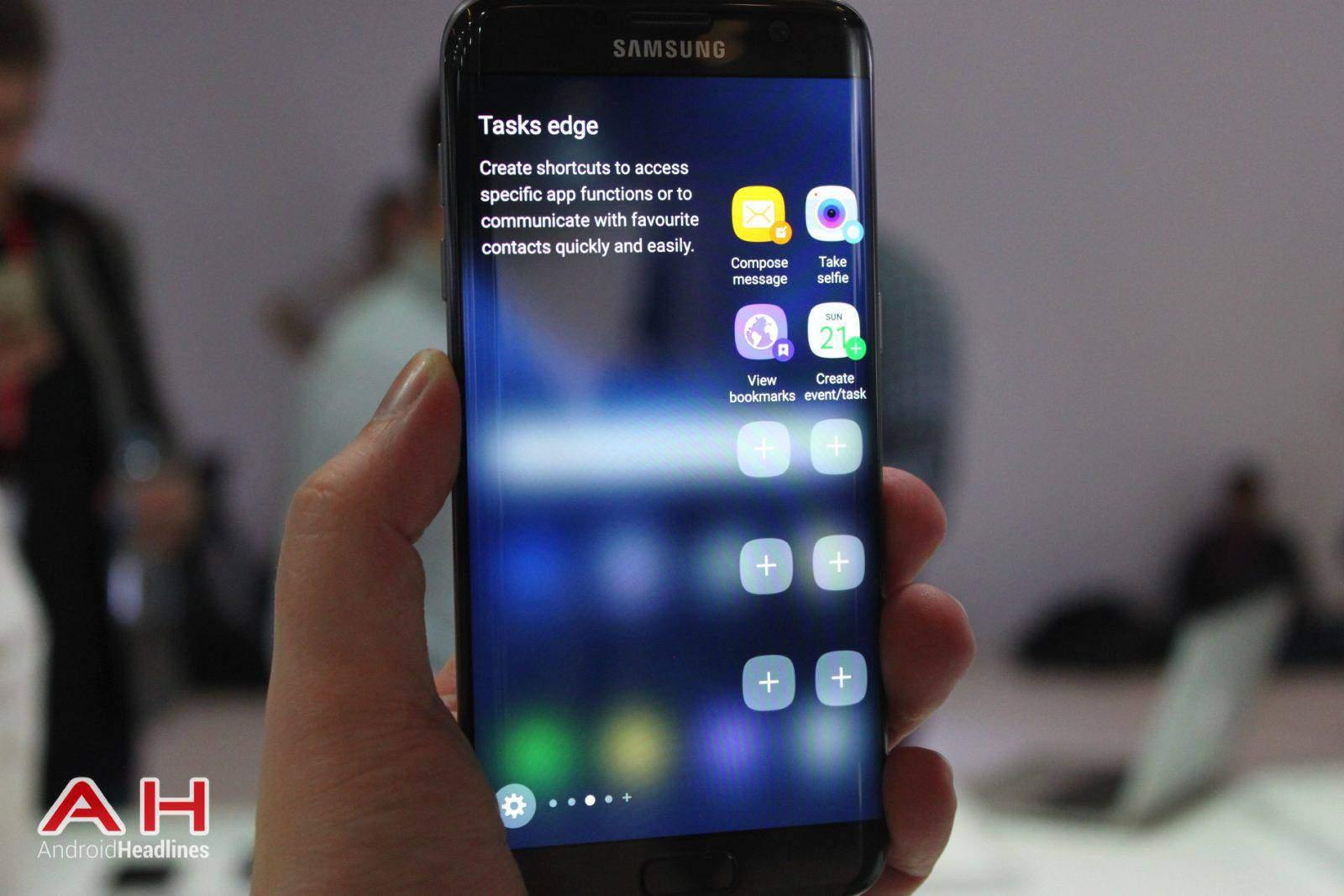 Galaxy S7 Edge MWC AH 21