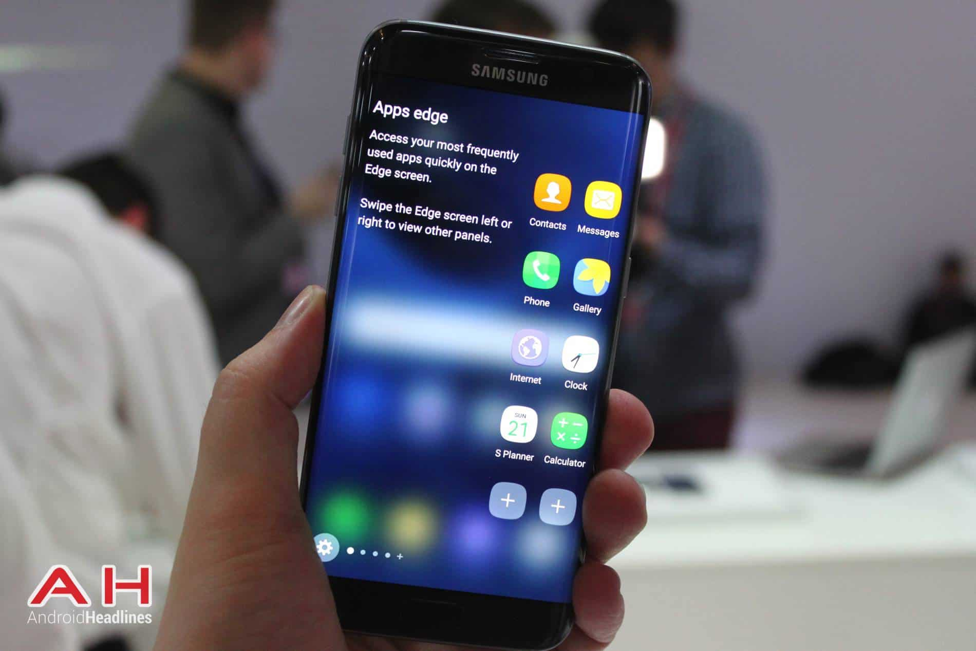 Galaxy S7 Edge MWC AH 22