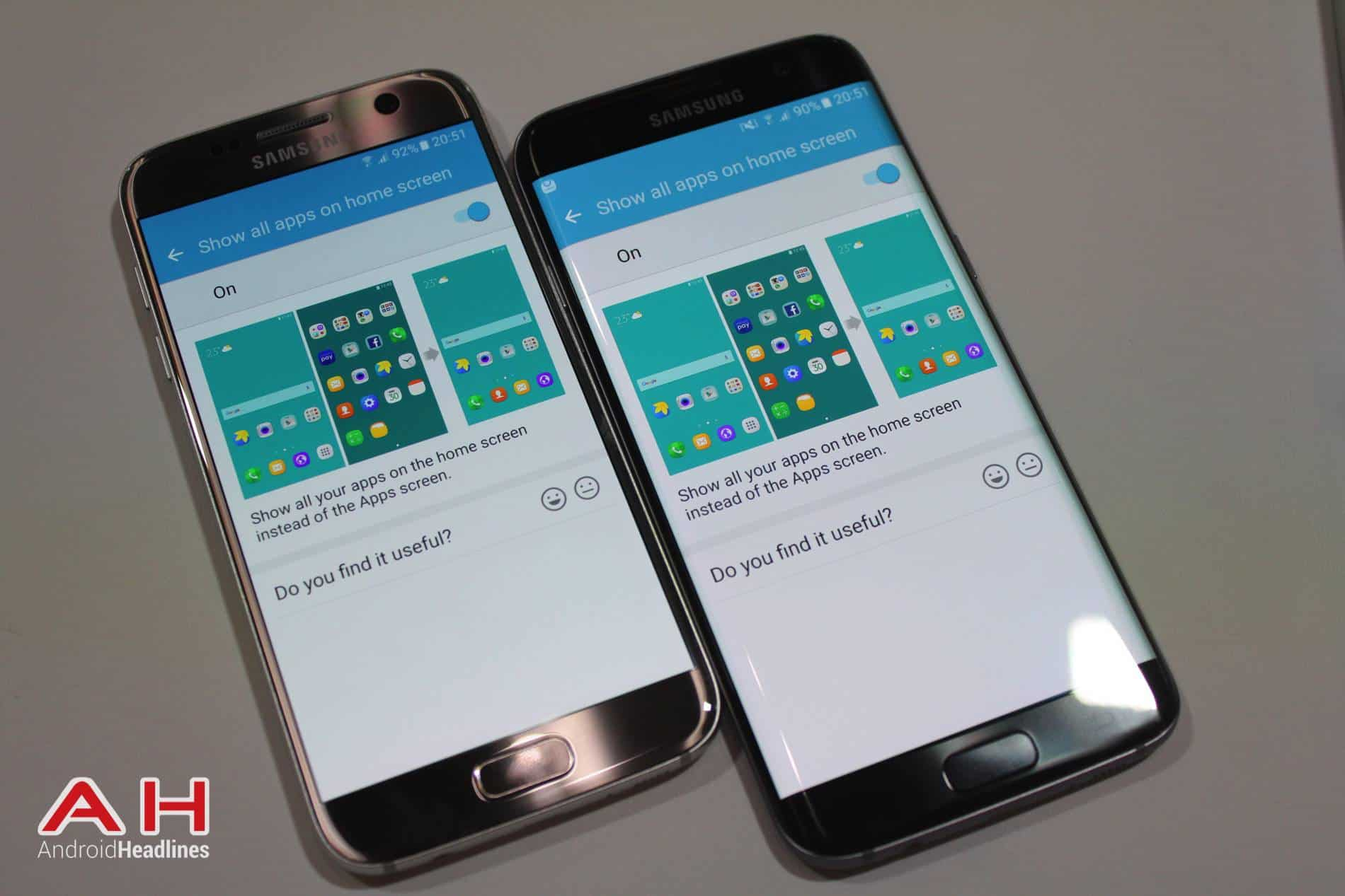 Galaxy S7 Edge MWC AH 23