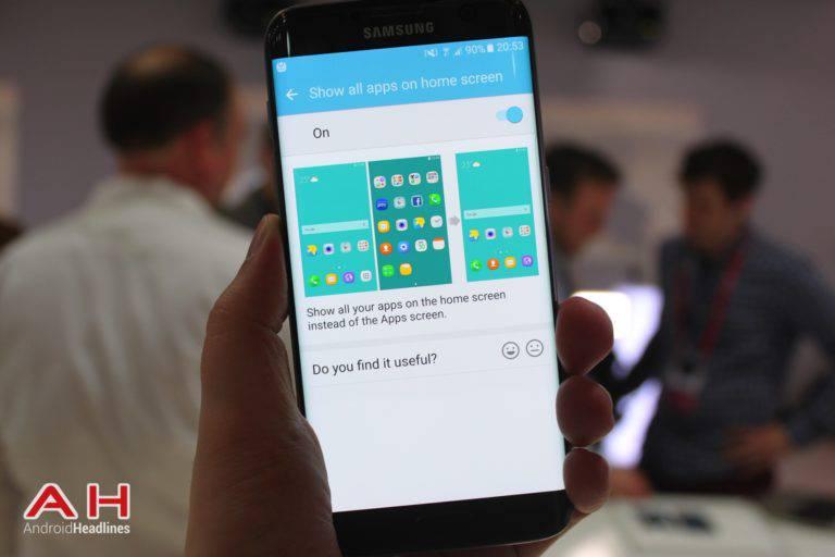 Galaxy S7 Edge MWC AH 27