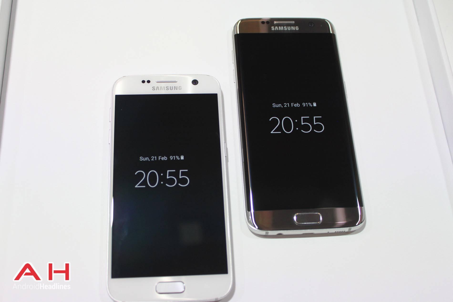 Galaxy S7 Edge MWC AH 28