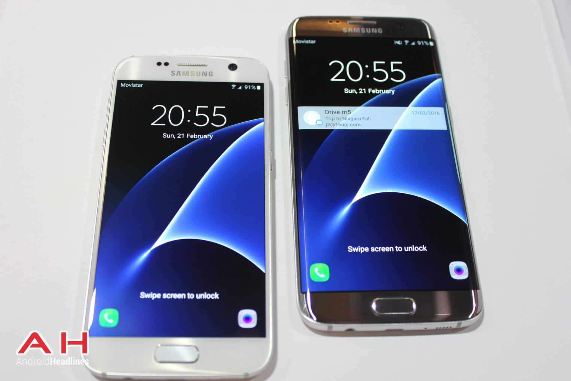 Galaxy S7 Edge MWC AH 30
