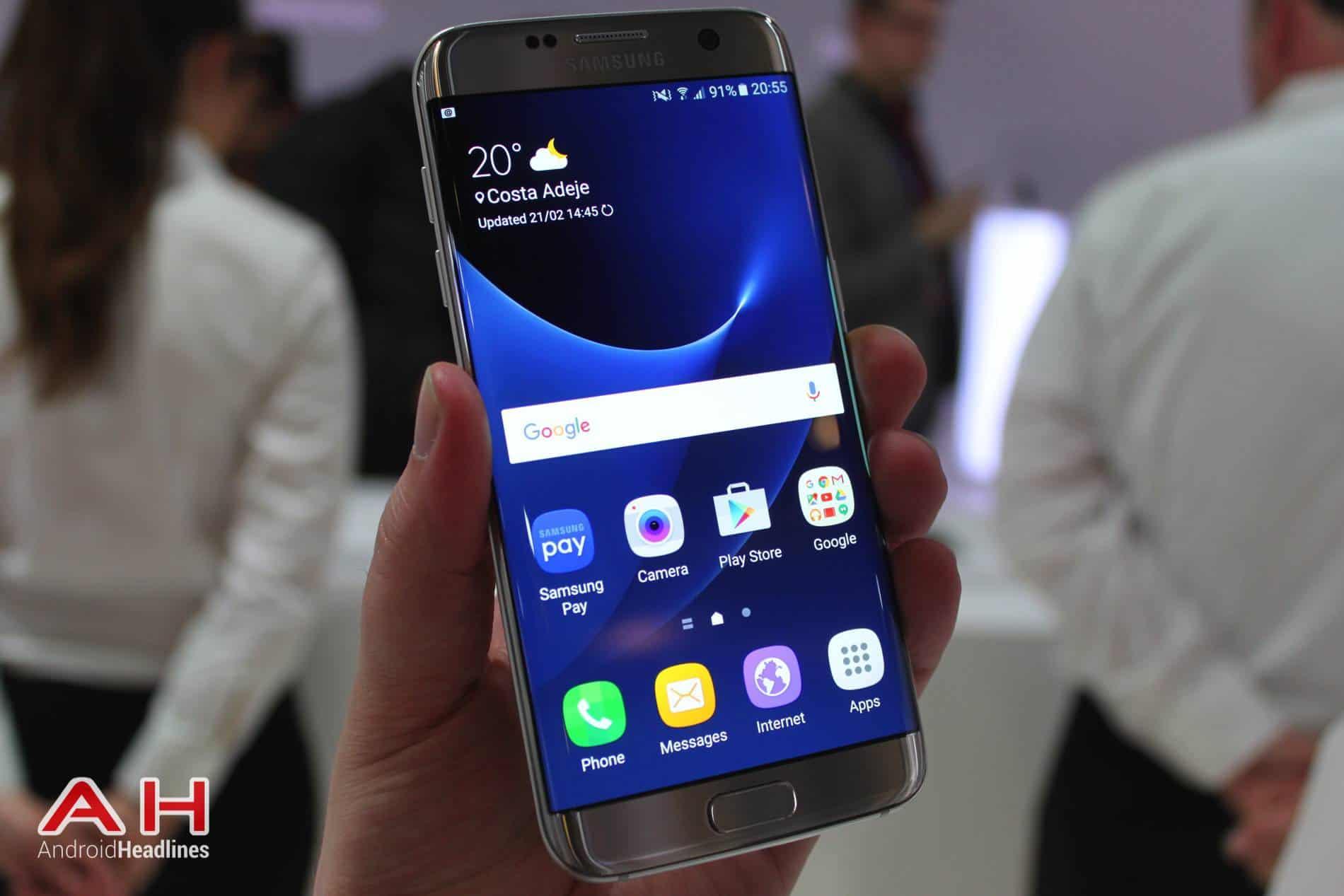 Galaxy S7 Edge MWC AH 31