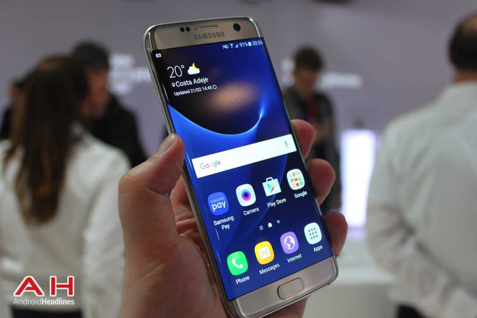 Galaxy S7 Edge MWC AH 32