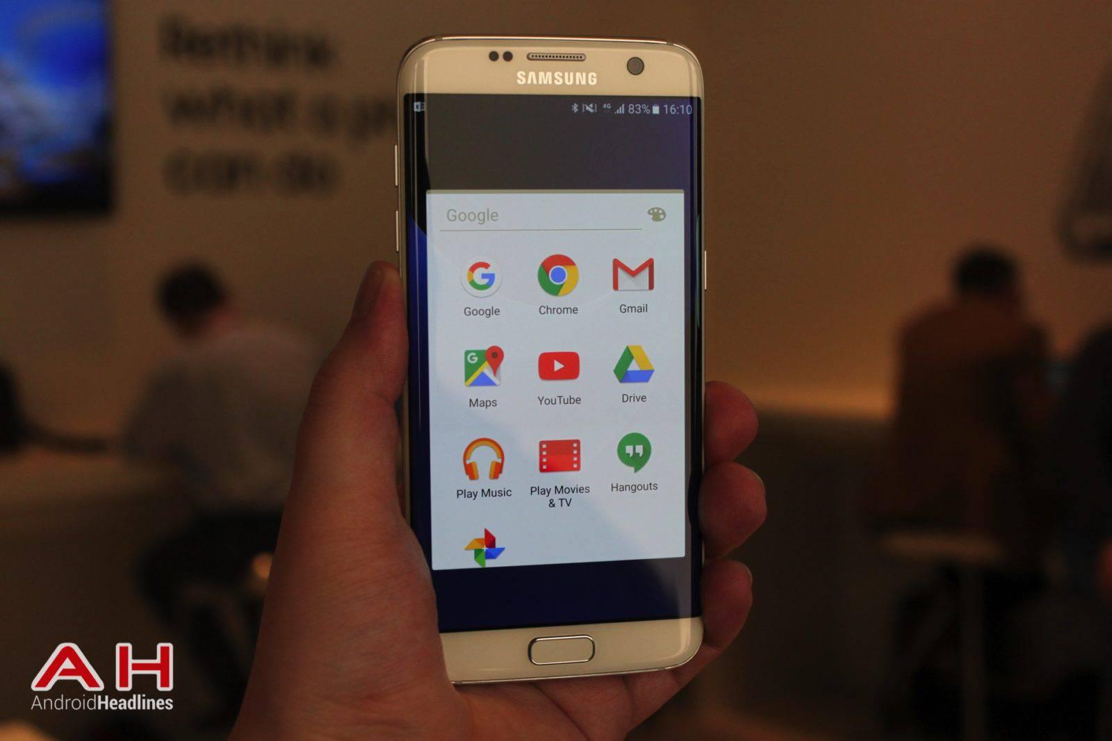 Galaxy S7 Edge MWC AH 7