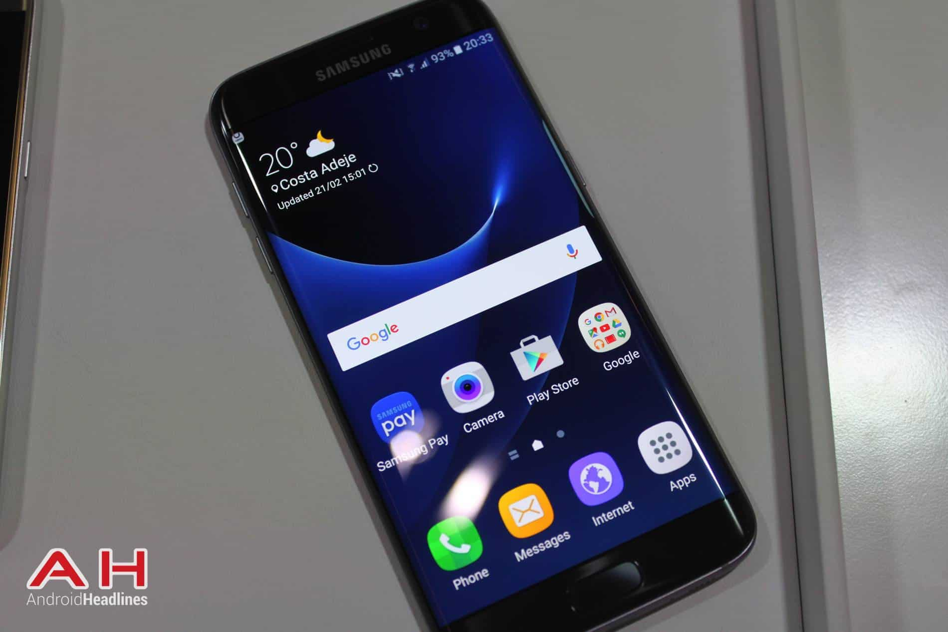 Galaxy S7 Edge MWC AH 7