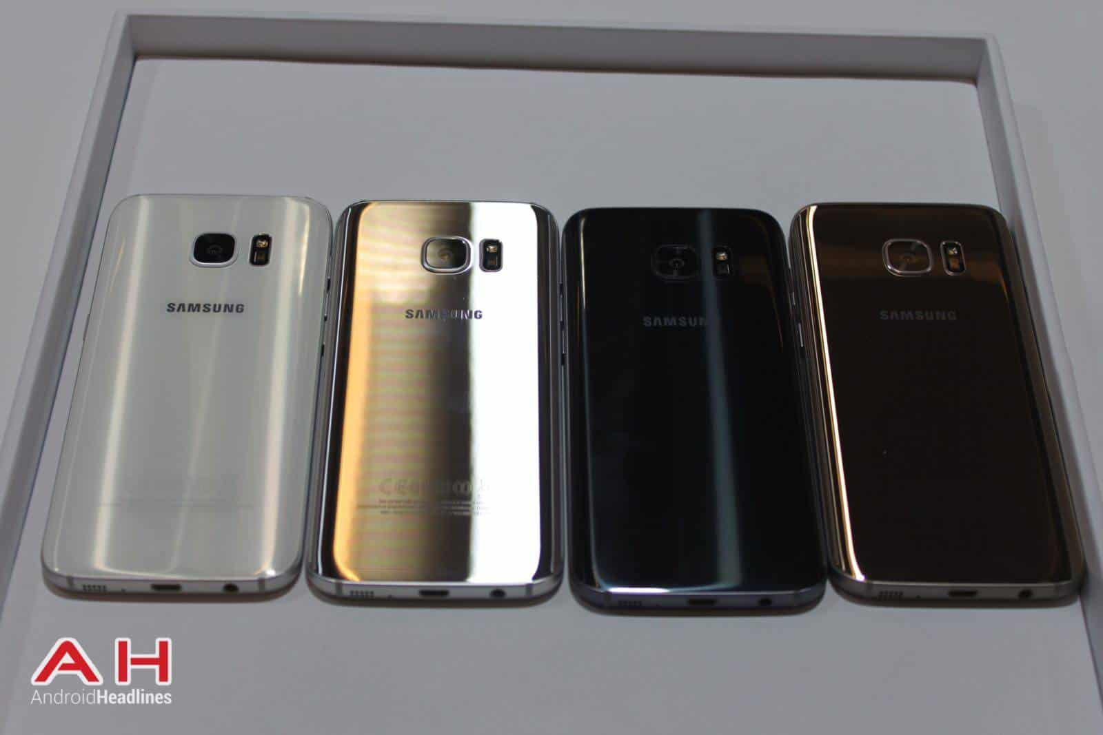 Galaxy S7 Group MWC AH 1