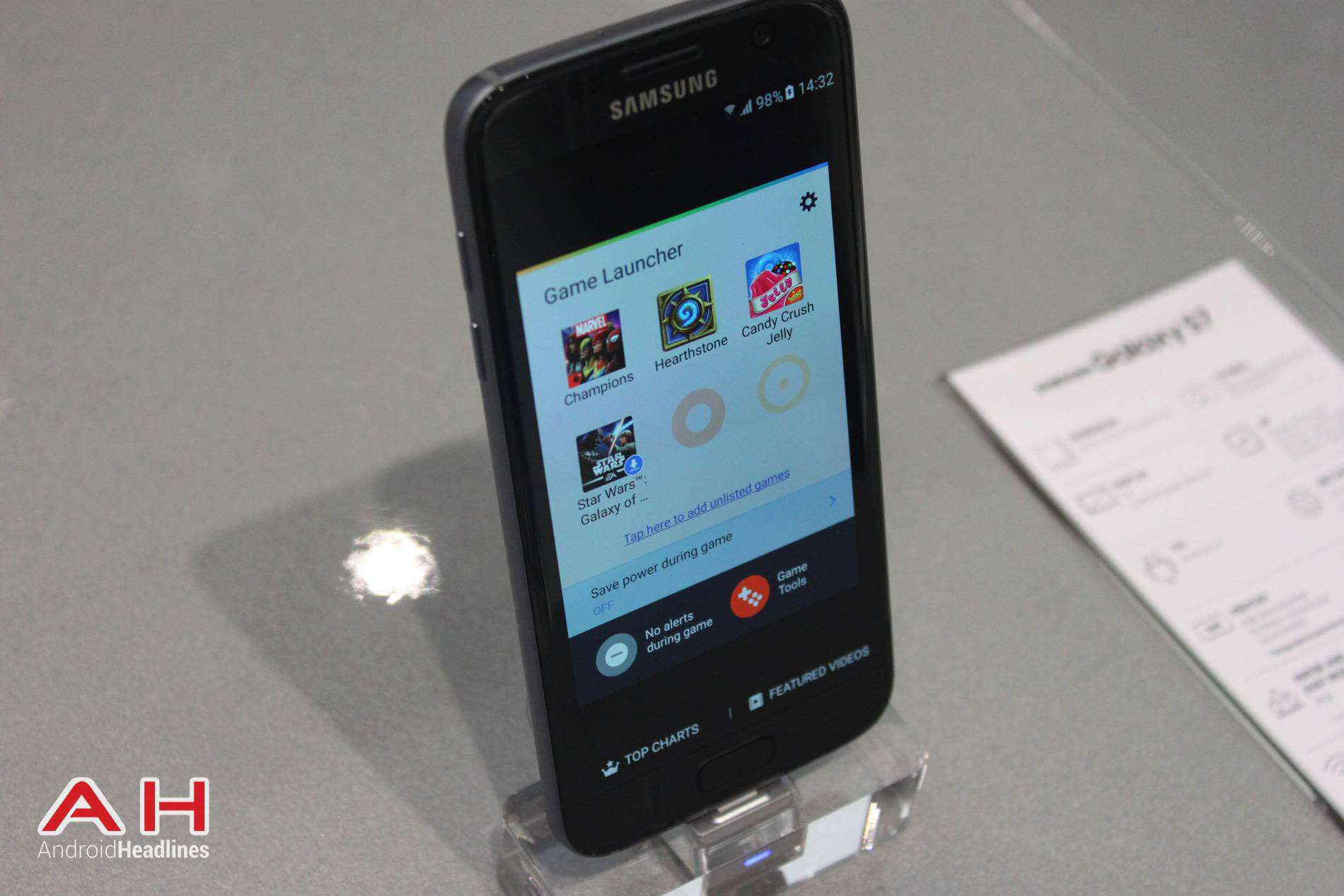 Galaxy S7 MWC Booth AH 4