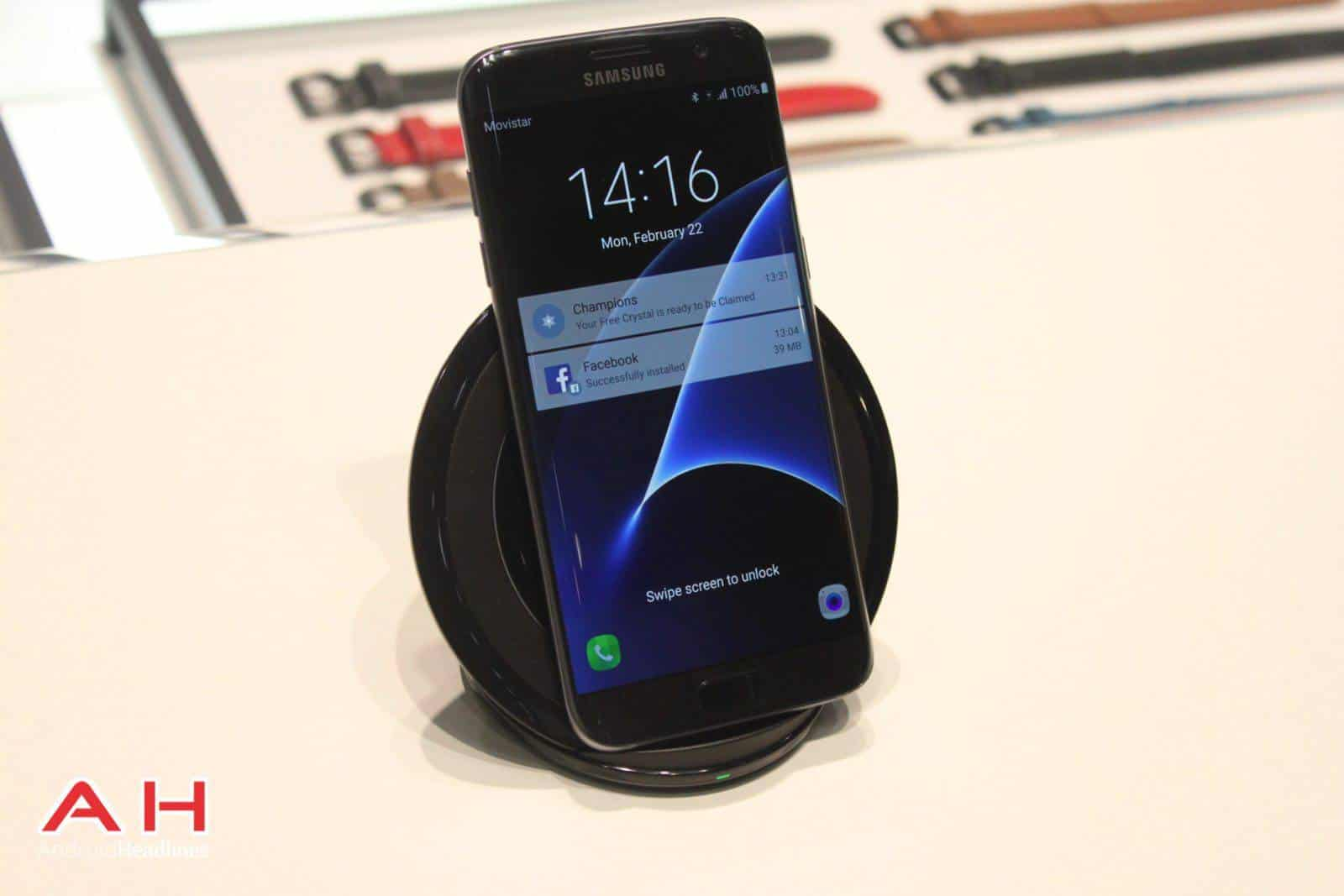 Galaxy S7 Wireless Charger AH 1