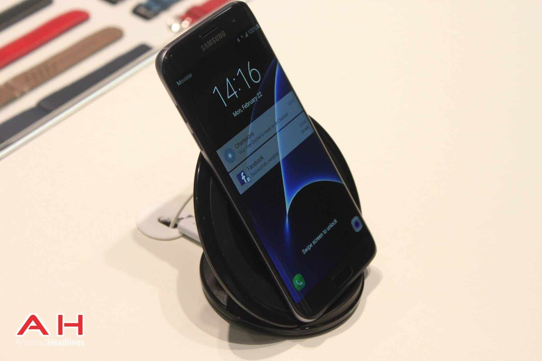 Galaxy S7 Wireless Charger AH 2