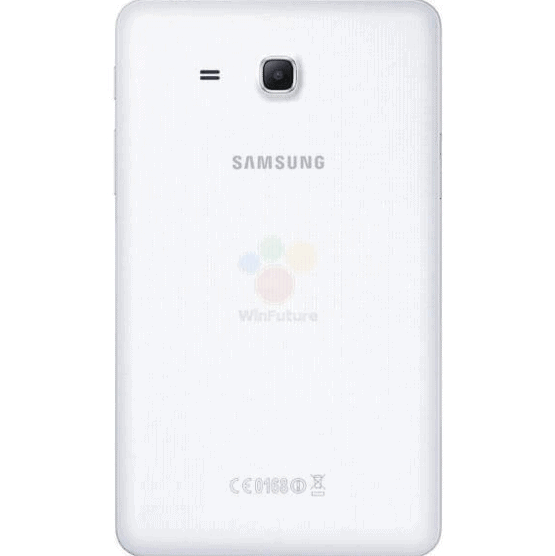 Galaxy Tab E 7.0 White 3
