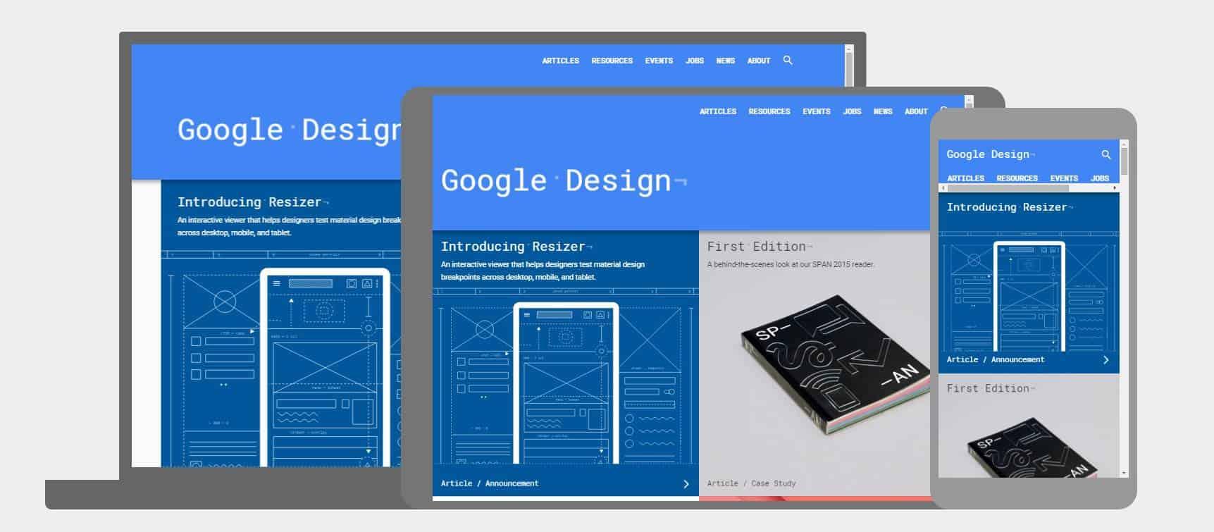 Google Resizer Tests Websites On Different Platforms