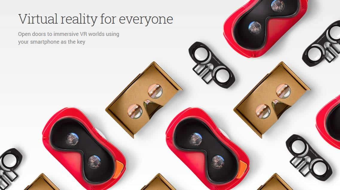 Google Store Virtual Reality