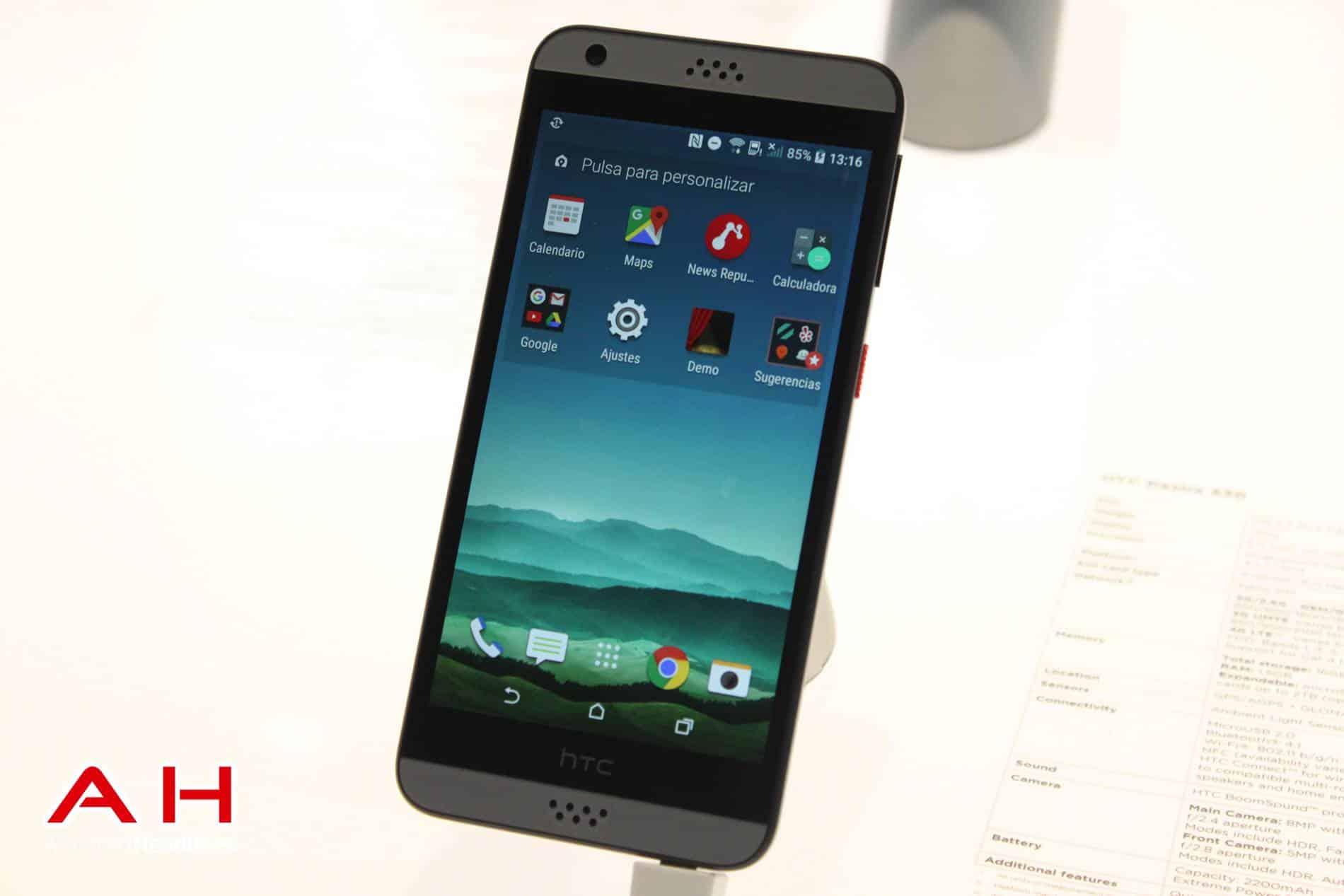 HTC Desire 530 MWC AH 01