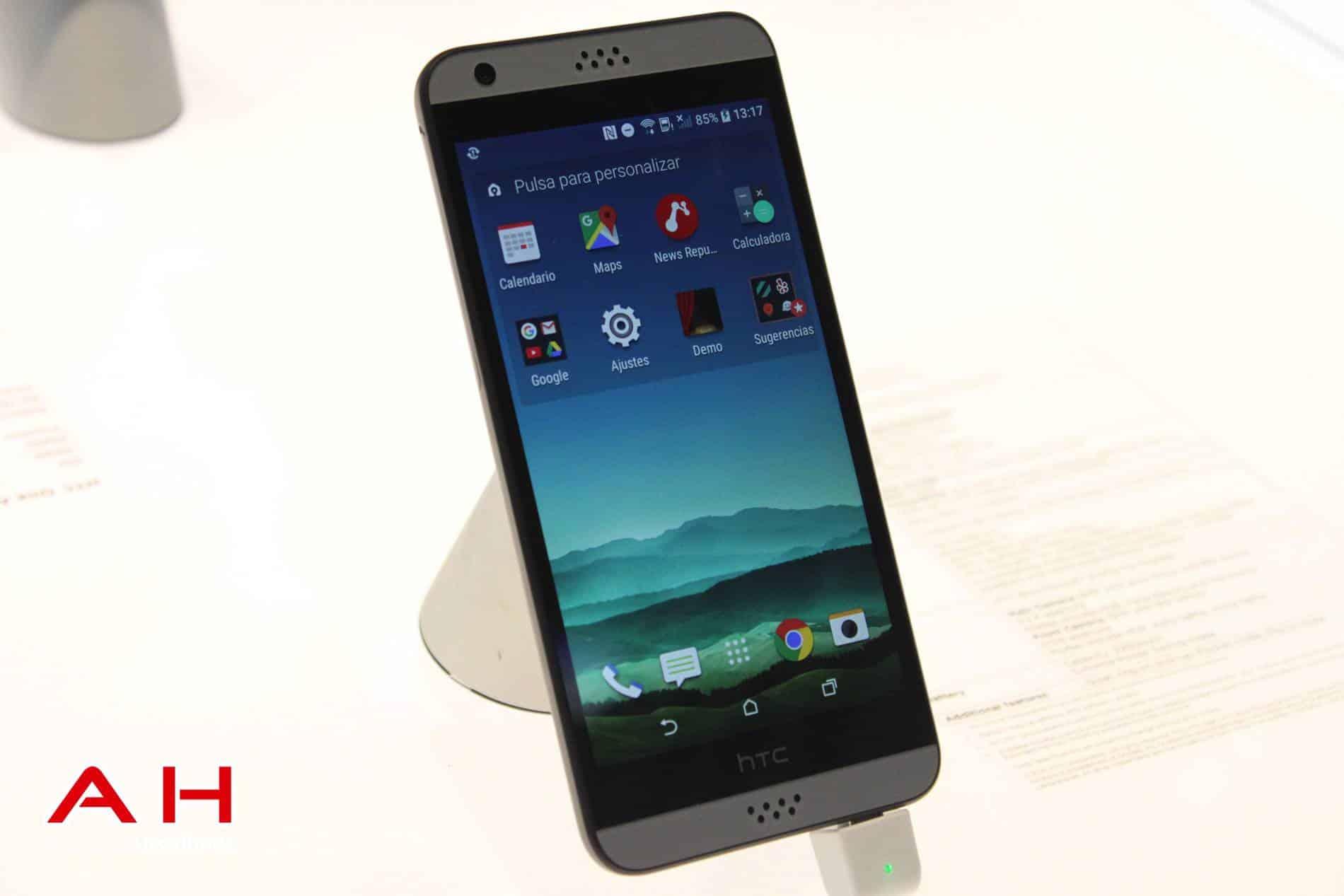 HTC Desire 530 MWC AH 02