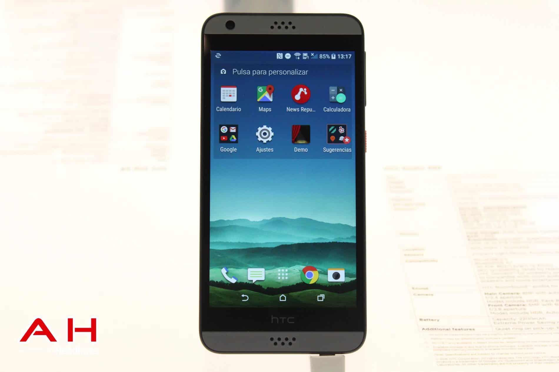 HTC Desire 530 MWC AH 03
