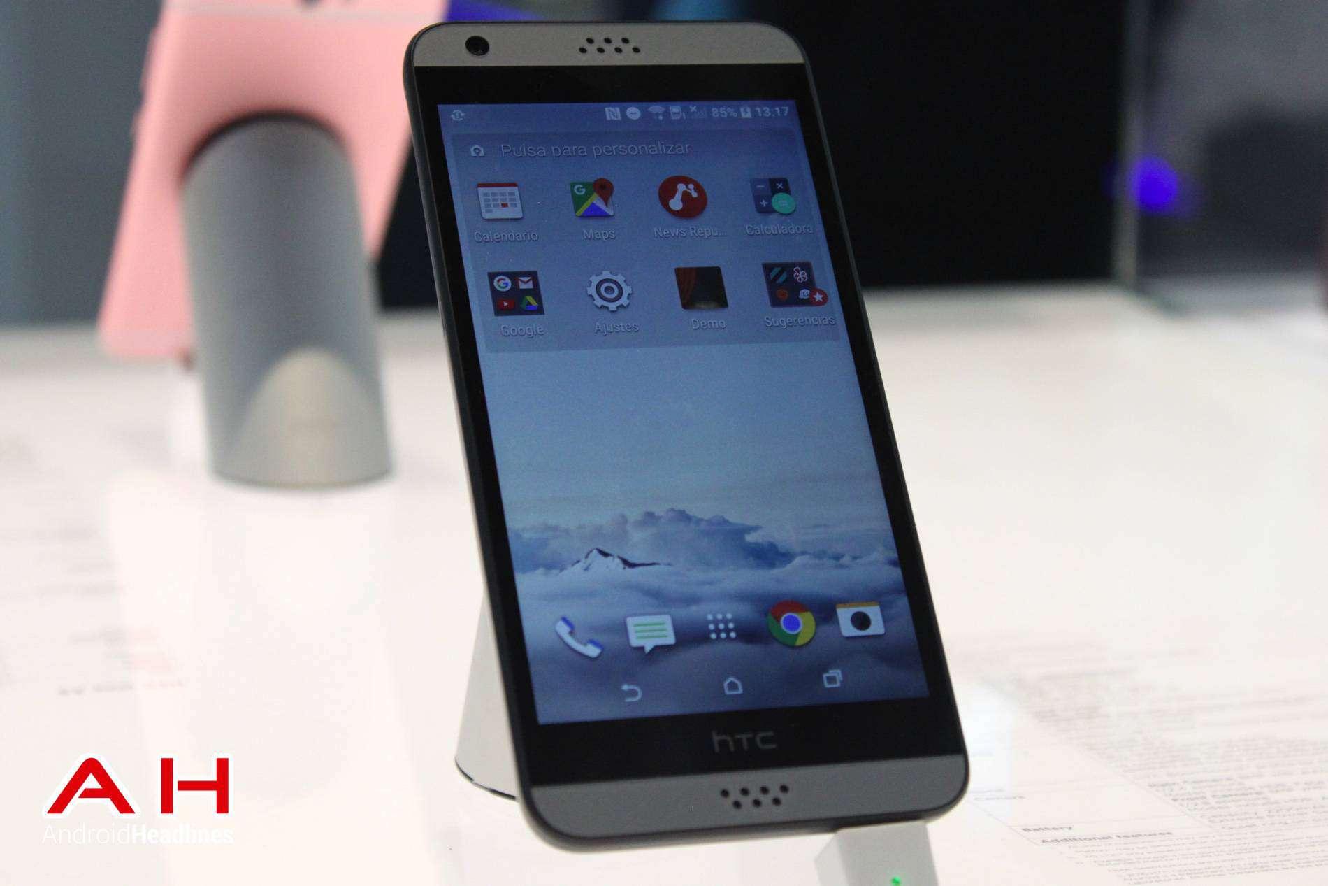 HTC Desire 530 MWC AH 05