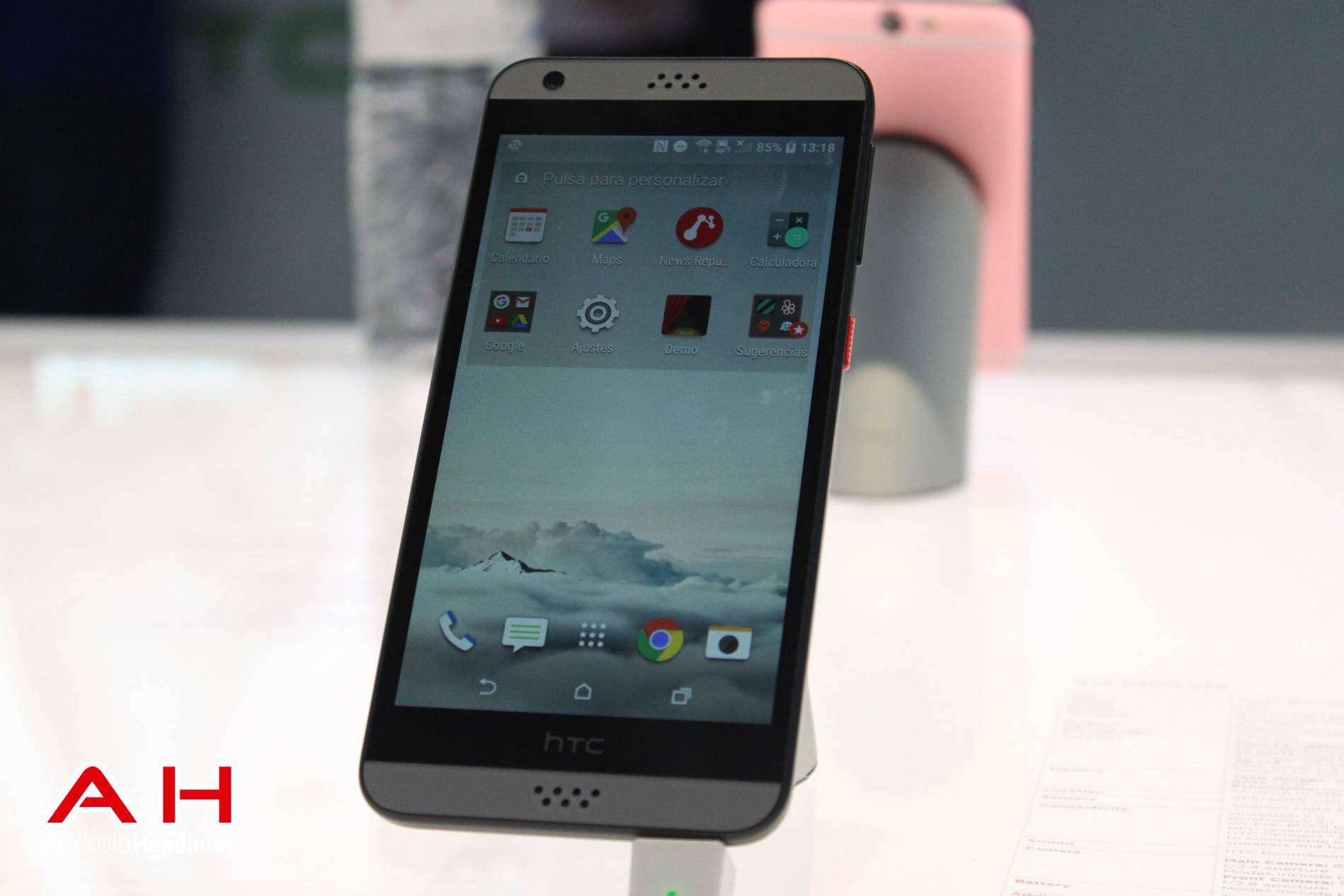HTC Desire 530 MWC AH 06