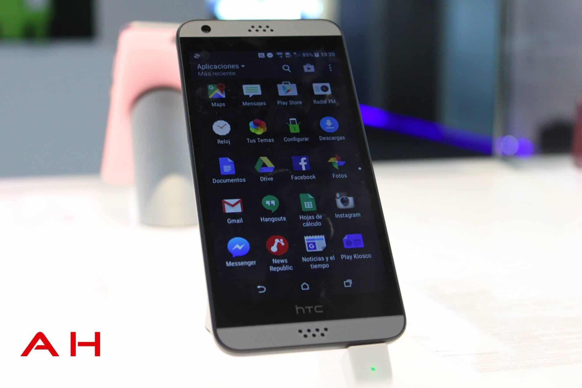 HTC Desire 530 MWC AH 12