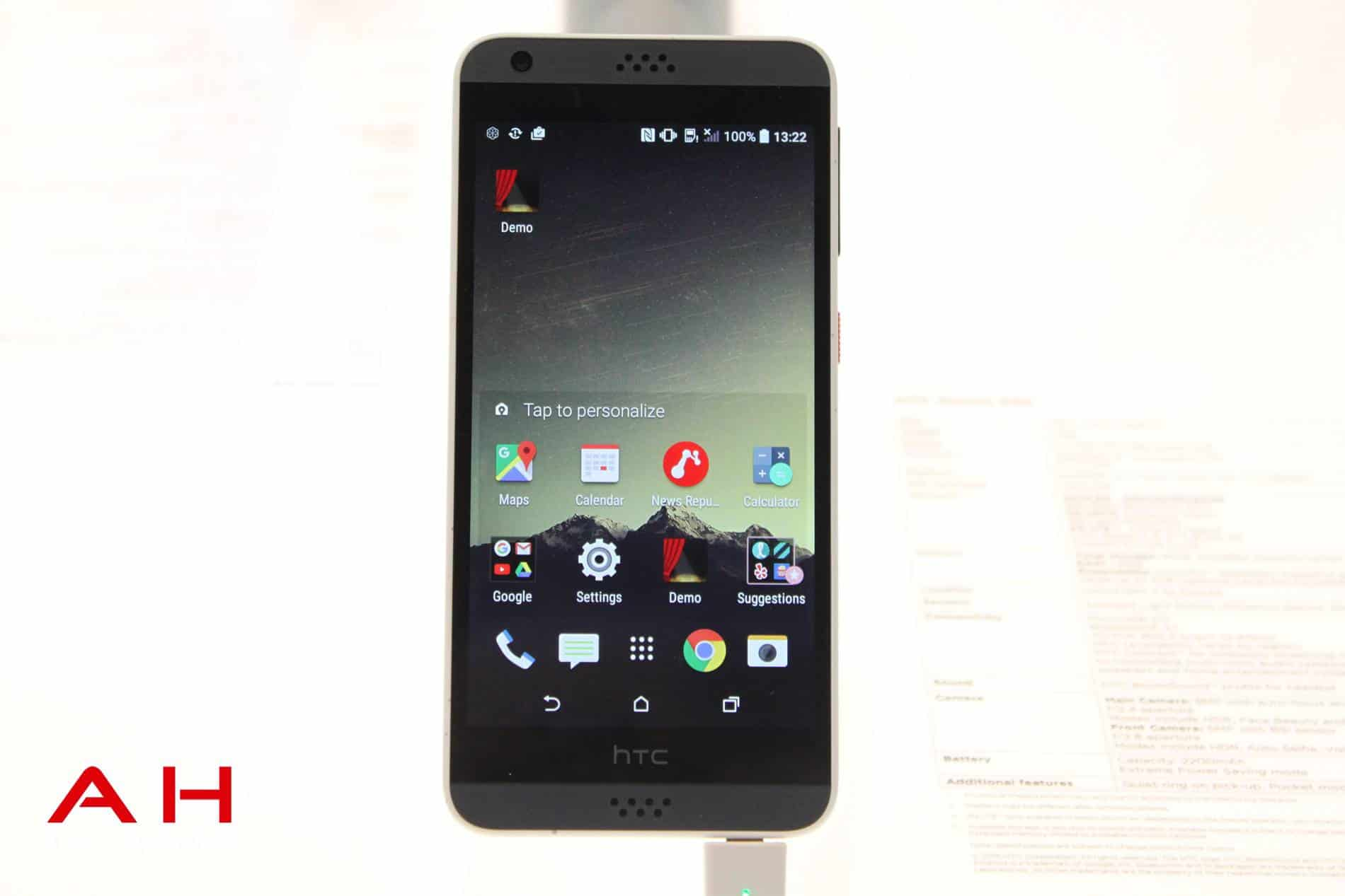 HTC Desire 530 MWC AH 17