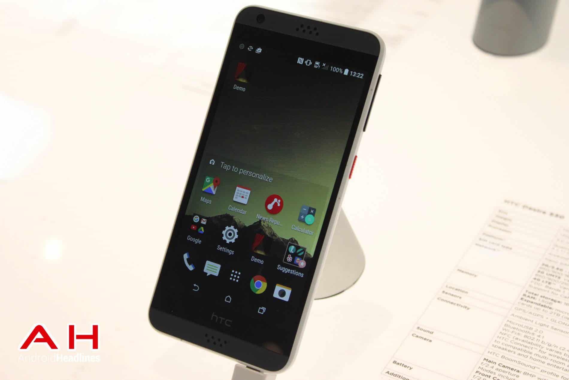 HTC Desire 530 MWC AH 18