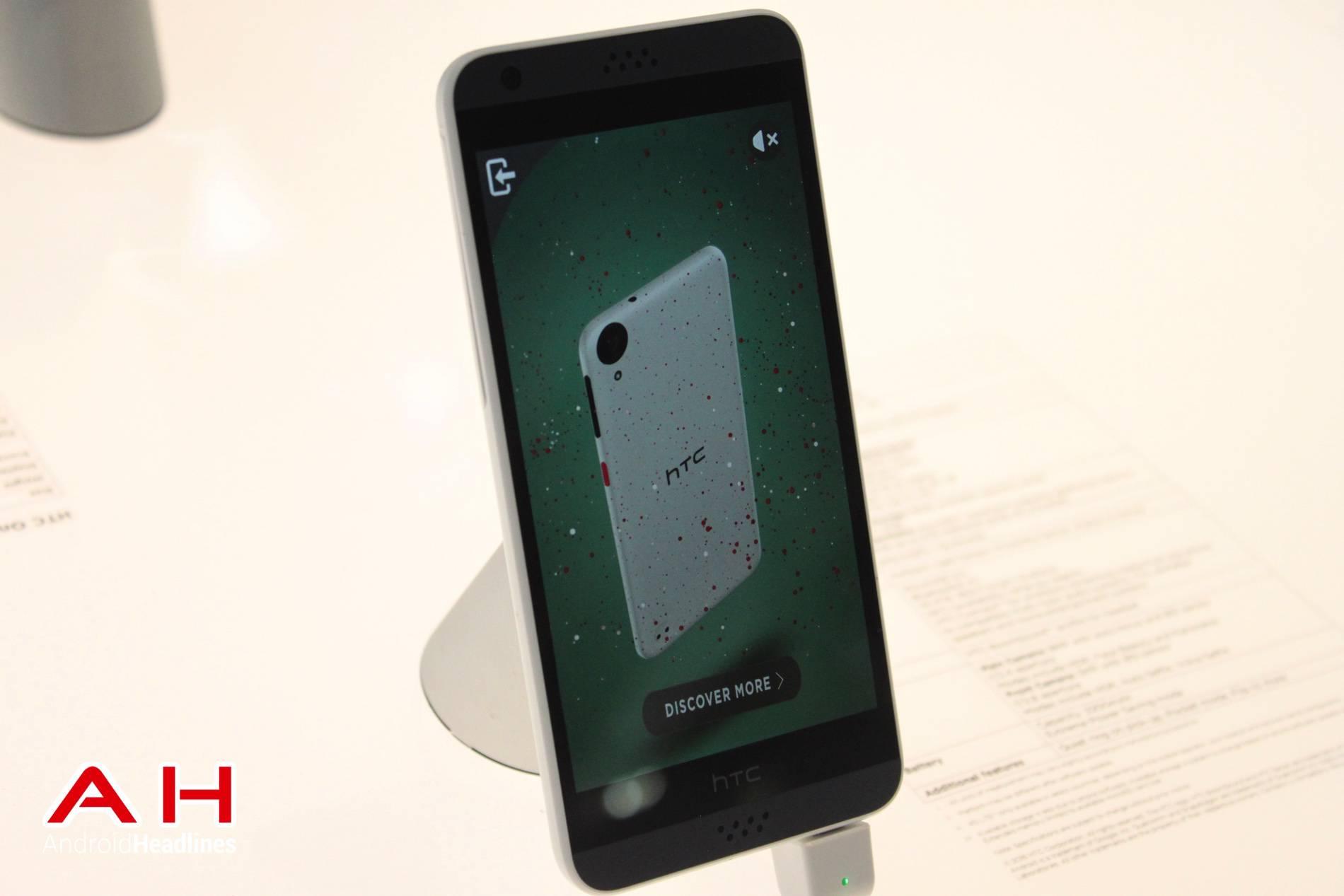 HTC Desire 530 MWC AH 20