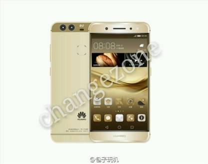 Huawei P9 Leaked Press Render 4 KK