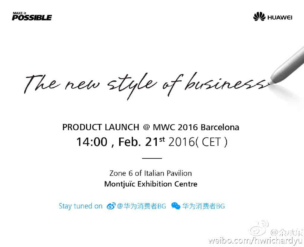 Huawei's MWC 2016 teaser_1