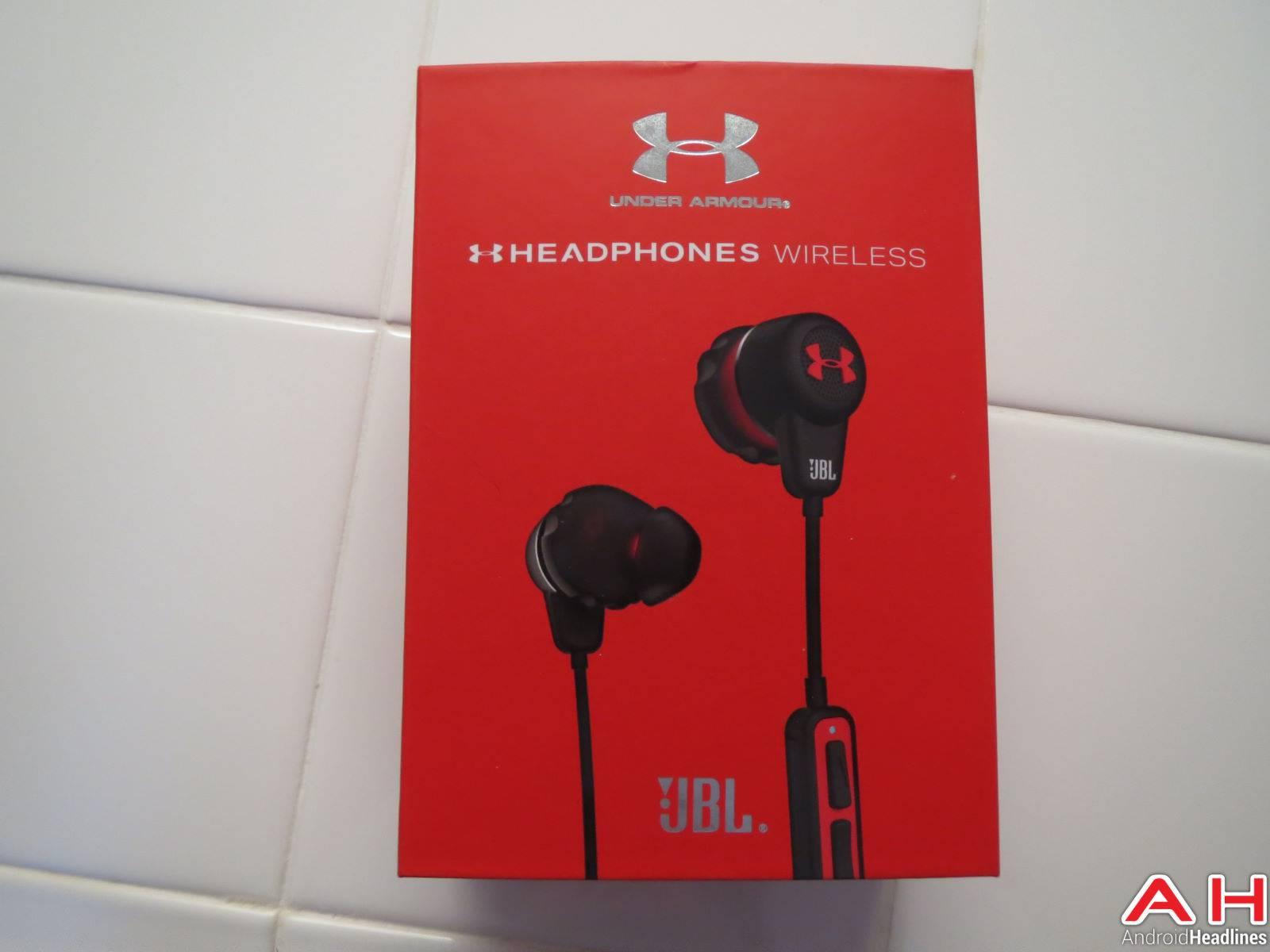 JBL Under Armour Headphones Wireless AH-69